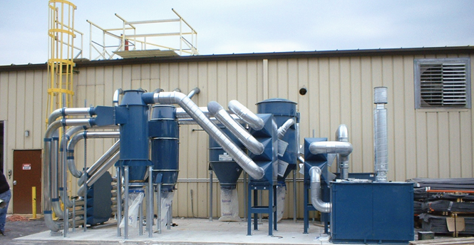 Central Vacuum System